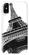 Eiffel Tower IPhone Case
