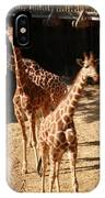 Giraff IPhone Case
