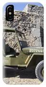 Jeep Willys IPhone Case