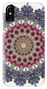 Kaleidoscope Colorful Jeweled Rhinestones IPhone Case