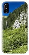 Kindersley Pass IPhone Case