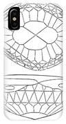 Koh-i-noor Diamond IPhone Case
