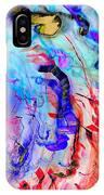 Light Strands IPhone Case
