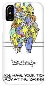 London Underground, 1944 IPhone Case