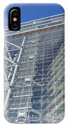 Low Angle View Of An Office Building IPhone Case