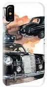 Mercedes 180 IPhone Case
