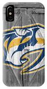 Nashville Predators IPhone Case