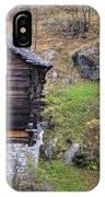 Old Rustic House IPhone Case
