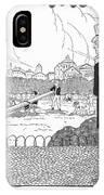 Rene Laennec (1781-1826) IPhone Case