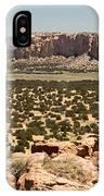 Sky City Acoma Pueblo IPhone Case