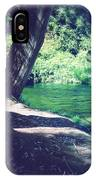 Spring Water IPhone Case