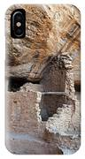 Spruce Tree House Mesa Verde National Park IPhone Case