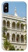The Aga Khan Palace IPhone Case