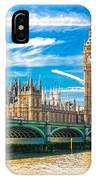 The Big Ben - London IPhone Case