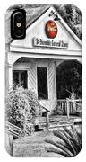 The Burnside General Store IPhone Case