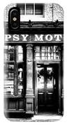 The Gipsy Moth Pub Greenwich IPhone Case