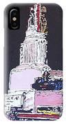 Tower Theatre IPhone Case