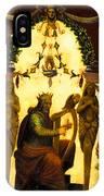 Vatican Art IPhone Case