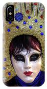 Venice At Carnival Time, Italy IPhone Case
