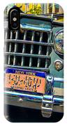 50 Willys IPhone Case