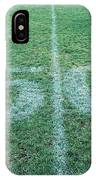 50 Yard Mascot IPhone Case