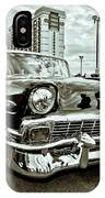 56 Chevy IPhone X Case