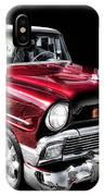 56 Chevy IPhone X Case