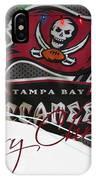 Tampa Bay Buccaneers IPhone Case