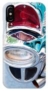 57 Chevy Taillight IPhone Case