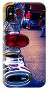 57 Pontiac Tail Light IPhone Case
