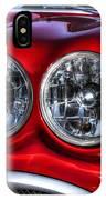 58 Vette Lights IPhone Case