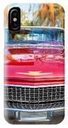 1960 Cadillac Eldorado Biarritz Convertible Painted  IPhone Case