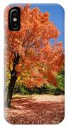 A Blanket Of Fall Colors IPhone Case