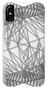 Abstract Structural Construction IPhone Case