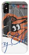 Baltimore Orioles IPhone Case