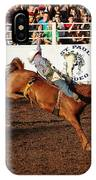 Bareback  IPhone Case