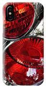 Brake Light 13 IPhone Case