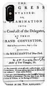 Continental Congress, 1774 IPhone Case
