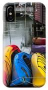 Water Adventure Awaits IPhone Case