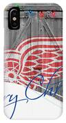 Detroit Red Wings IPhone Case