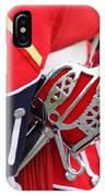 English Uniforms IPhone Case