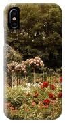 Garden Gazebo IPhone Case