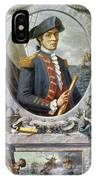 John Paul Jones (1747-1792) IPhone Case