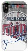 Minnesota Twins IPhone Case