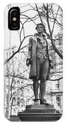 Nathan Hale (1755-1776) IPhone Case