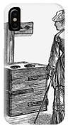 Newgate Prison, 1873 IPhone Case