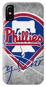 Philadelphia Phillies IPhone Case