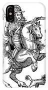 Prince Rupert (1619-1682) IPhone Case