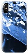 Progestin Crystals Hormonal IPhone Case