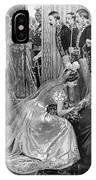 Queen Victoria (1819-1901) IPhone Case